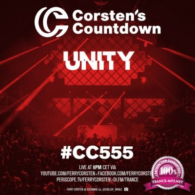 Ferry Corsten - Corsten's Countdown 555 (2018-02-14)