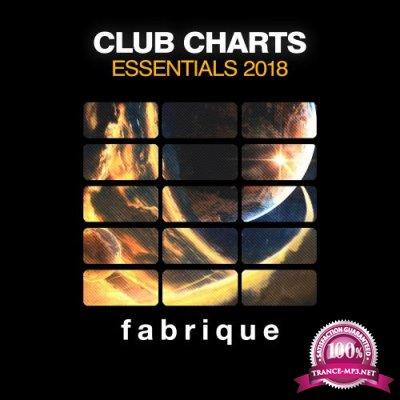 Club Charts Essentials 2018 (2018)