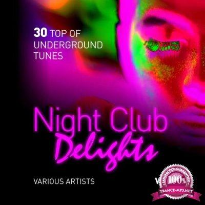 Night Club Delights (30 Top of Underground Tunes), Vol. 4 (2018)