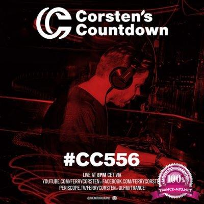 Ferry Corsten - Corsten's Countdown 556 (2018-02-21)