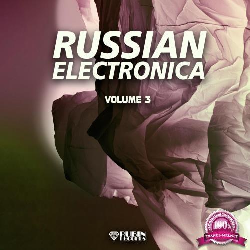 Russian Electronica, Vol. 3 (2018)