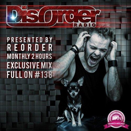 ReOrder - Disorder Radio 022 (2018-03-29)