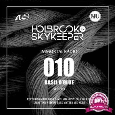 Holbrook & SkyKeeper - Immortal 010 (2018-02-27)
