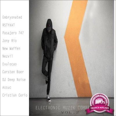 Electronic Muzik Compilation, Vol. 2 (2018)