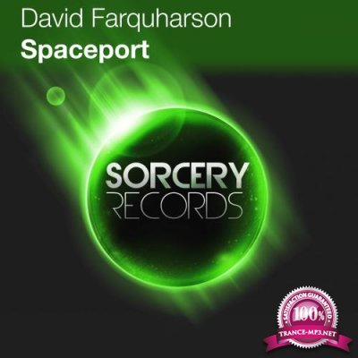 David Farquharson - Spaceport (2018)