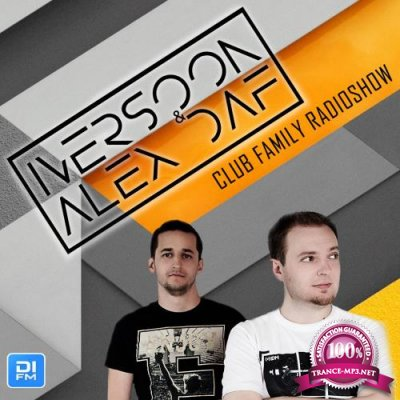 Iversoon & Alex Daf - Club Family Radioshow 144 (2018-03-12)