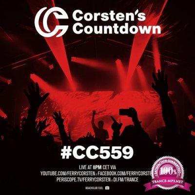 Ferry Corsten - Corsten's Countdown 559 (2018-03-14)