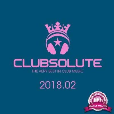 Clubsolute: 2018.02 (2018) 320kbps