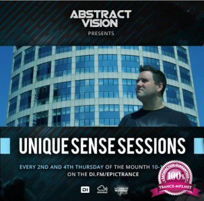 Abstract Vision - Unique Sense Sessions 056 (2018-03-29)