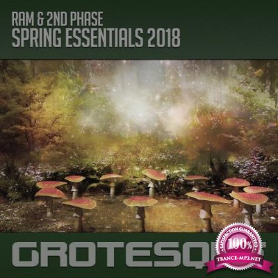 RAM & 2nd Phase - Grotesque Spring Essentials 2018 (2018)