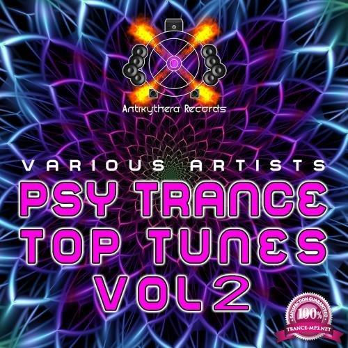 Psy Trance Top Tunes Vol 2 (2018)