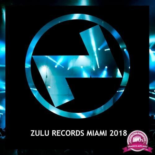 Zulu Records Miami 2018 (2018)