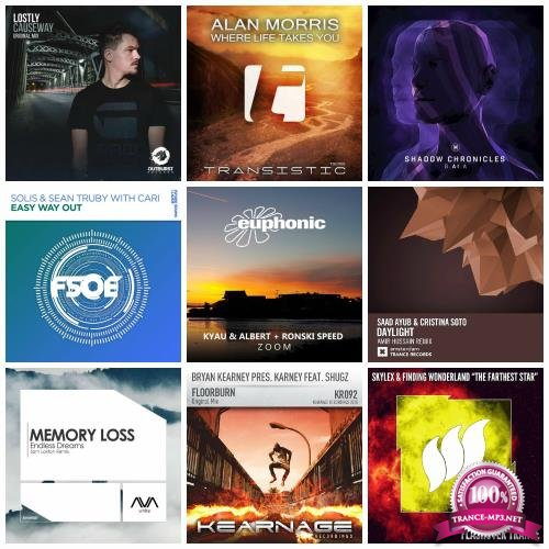 Fresh Trance Releases 022 (2018)