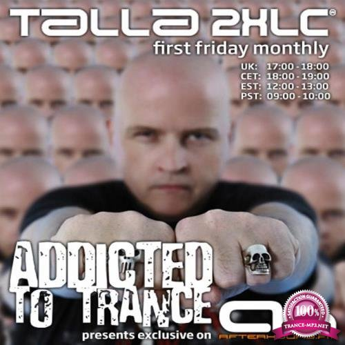 Talla 2XLC - addicted to trance april 2018 (2018-04-06)