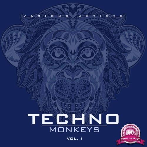 Techno Monkeys, Vol. 1 (2018)