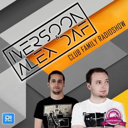 Iversoon & Alex Daf - Club Family Radioshow 146 (2018-04-09)