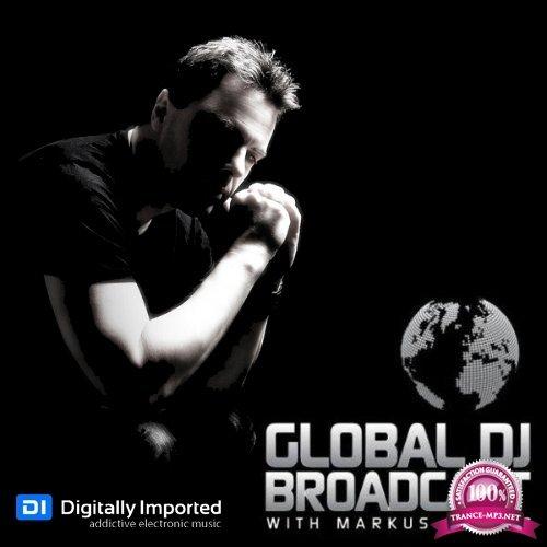 Markus Schulz & Dennis Sheperd - Global DJ Broadcast (2018-04-12)