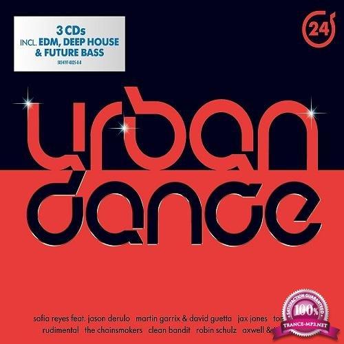 Urban Dance 24 (2018) FLAC