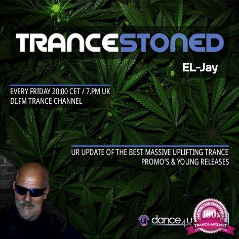 EL-Jay - TranceStoned 235 (Into the Darkness) (2018-04-17)