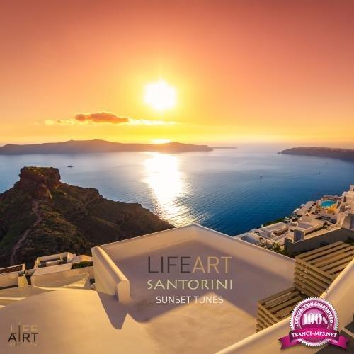 Santorini Sunset Tunes (2018)