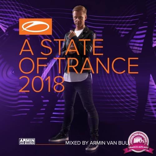 Armin van Buuren - A State Of Trance 2018 (2018) [Mixed]