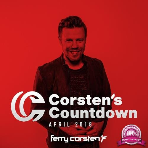 Ferry Corsten Presents Corstens Countdown April 2018 (2018)