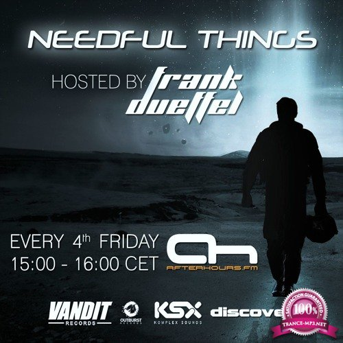 Frank Dueffel - Needful Things 027 (2017-10-27)