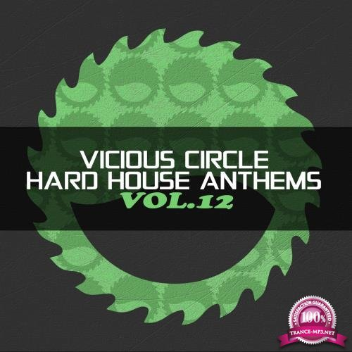 Vicious Circle: Hard House Anthems, Vol. 12 (2018)
