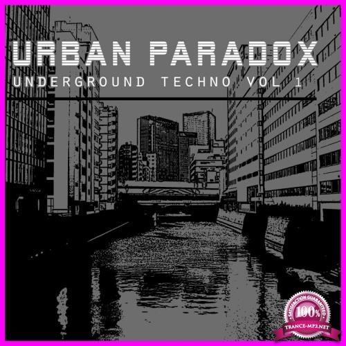 Urban Paradox-Underground Techno Vol. 1 (2018)