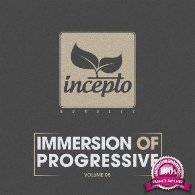 Immersion of Progressive, Vol. 8 (2018)