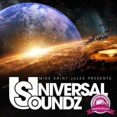 Mike Saint-Jules - Universal Soundz 606 (2018-04-02)