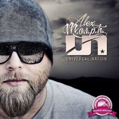 Alex M.O.R.P.H. - Universal Nation 157 (2018-04-02)