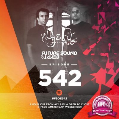 Aly & Fila - Future Sound of Egypt 542 (2018-04-04)