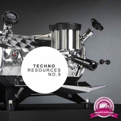 Techno Resources No.9 (2018)