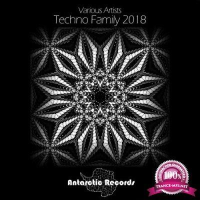 Techno Family 2018 (2018)