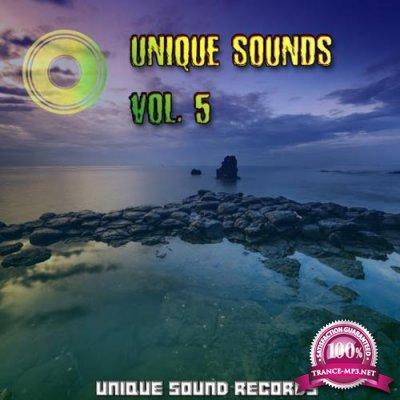 Unique Sounds, Vol. 5 (2018)