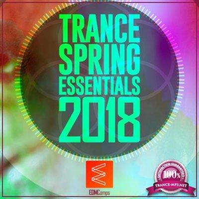Trance Spring Essentials 2018 (2018)