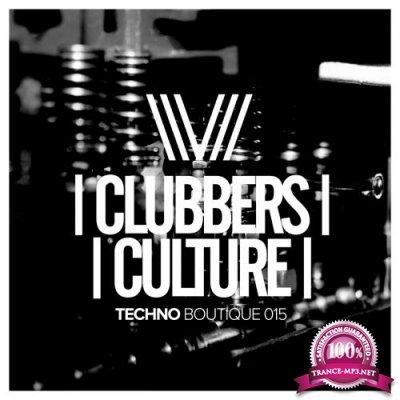 Clubbers Culture Techno Boutique 015 (2018)