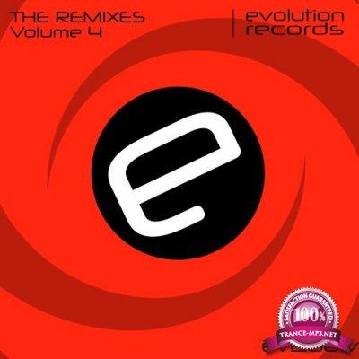 Evolution Records The Remixes Vol 4 (2018)