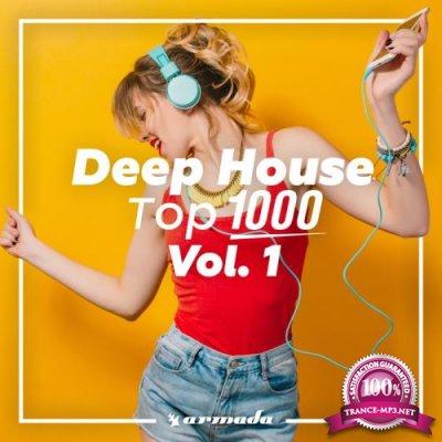 Deep House Top 1000, Vol. 1 - Armada Music (2018) FLAC