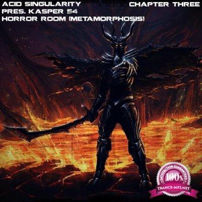 Horror Room (Metamorphosis) (Chapter Three) (2018)