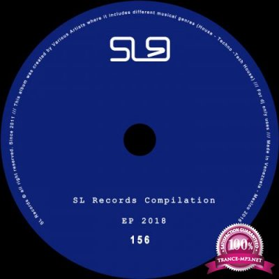 SL Records Compilation EP 2018 (2018)