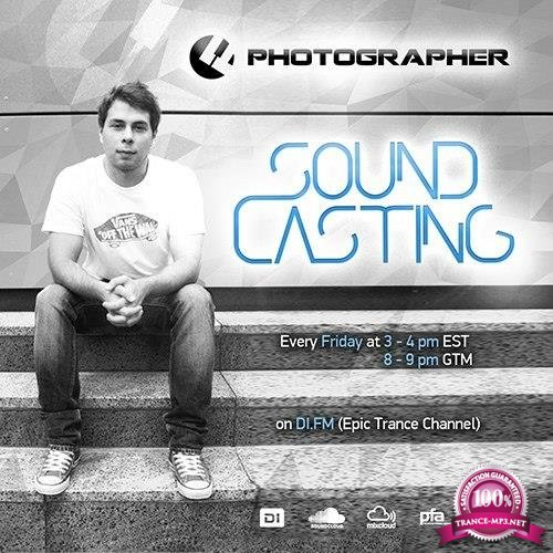 Photographer - SoundCasting 203 (2018-05-04)