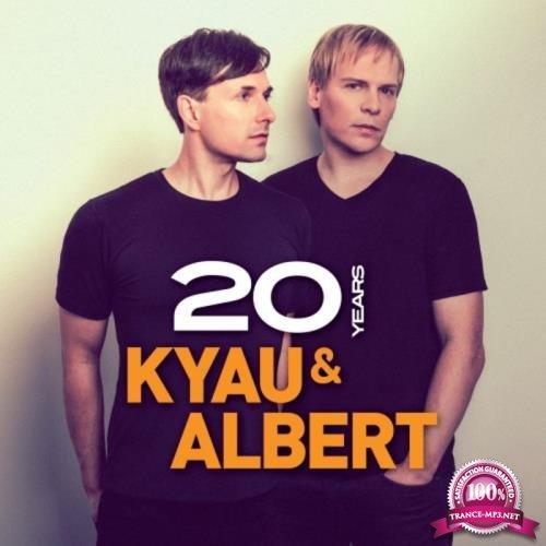 Kyau & Albert - 20 Years (2016) Flac