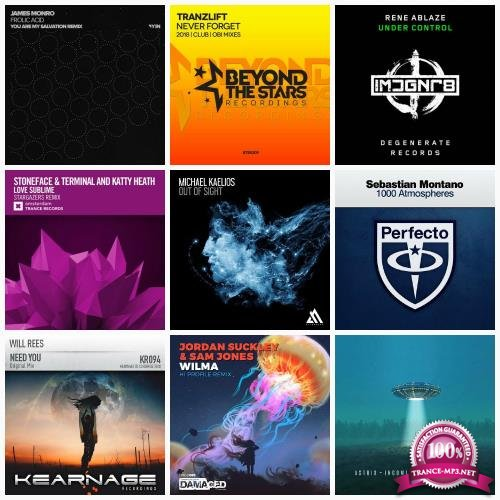 Fresh Trance Releases 029 (2018)