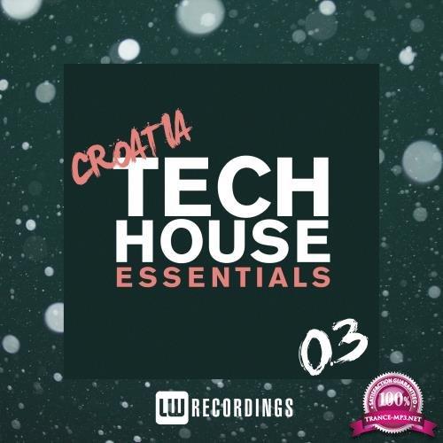 Croatia Tech House Essentials, Vol. 03 (2018)