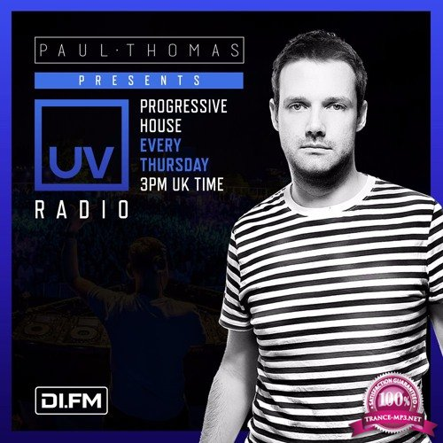 Paul Thomas - UV Radio 031 (2018-05-10)