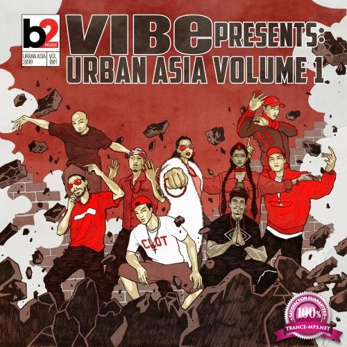 Vibe Presents Urban Asia, Vol. 1 (2018)
