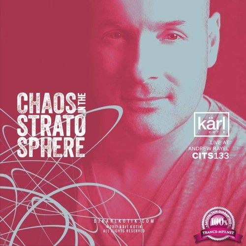 dj karl k-otik - Chaos in the Stratosphere 168 (2018-05-10)