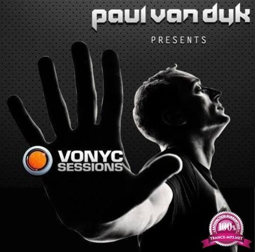 Paul van Dyk & Jordan Suckley - Vonyc Sessions 601 (2018-05-11)